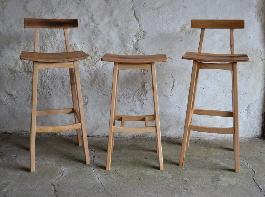 Magnificent The Blend Whisky Bar Stool Oak Clachan Wood Blog Ibusinesslaw Wood Chair Design Ideas Ibusinesslaworg